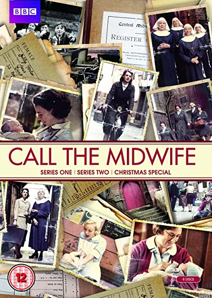 Call The Midwife Collection Series 1 2 Christmas Special Dvd Amazon Co Uk Jessica Raine Miranda Hart Jenny Agutter Pam Ferris Judy Parfitt Jessica Raine Miranda Hart Hugh Warren Heidi Thomas Dvd Blu Ray