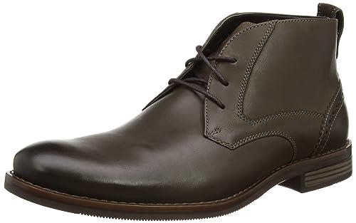 4232034cd49e7 Rockport Men's's Wynstin Chukka Boots: Amazon.co.uk: Shoes & Bags