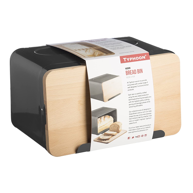 Tin bread box drawer insert - Vollrath Sbb33 Cubic Full Size Three Drawer Acrylic Bread Box With