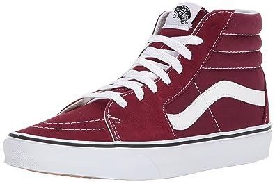 6d9b5a16994986 Vans Damen Sk8-hi Suede Canvas Sneaker  Amazon.de  Schuhe   Handtaschen