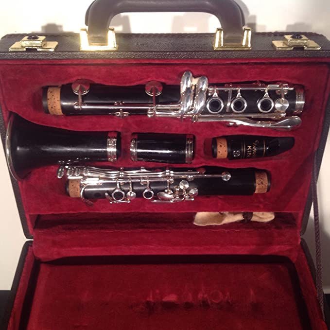 Clarinete Sib Buffet E11 17/6 llaves plateadas (BC2501-2-OGB): Amazon.es: Instrumentos musicales