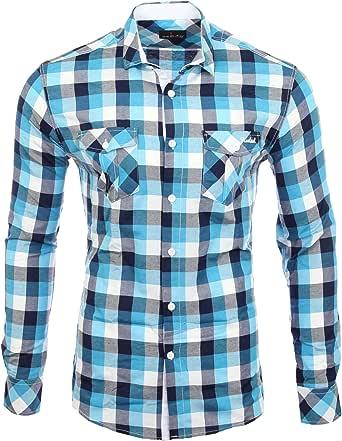 Reslad Orlando RS - Camisa informal para hombre