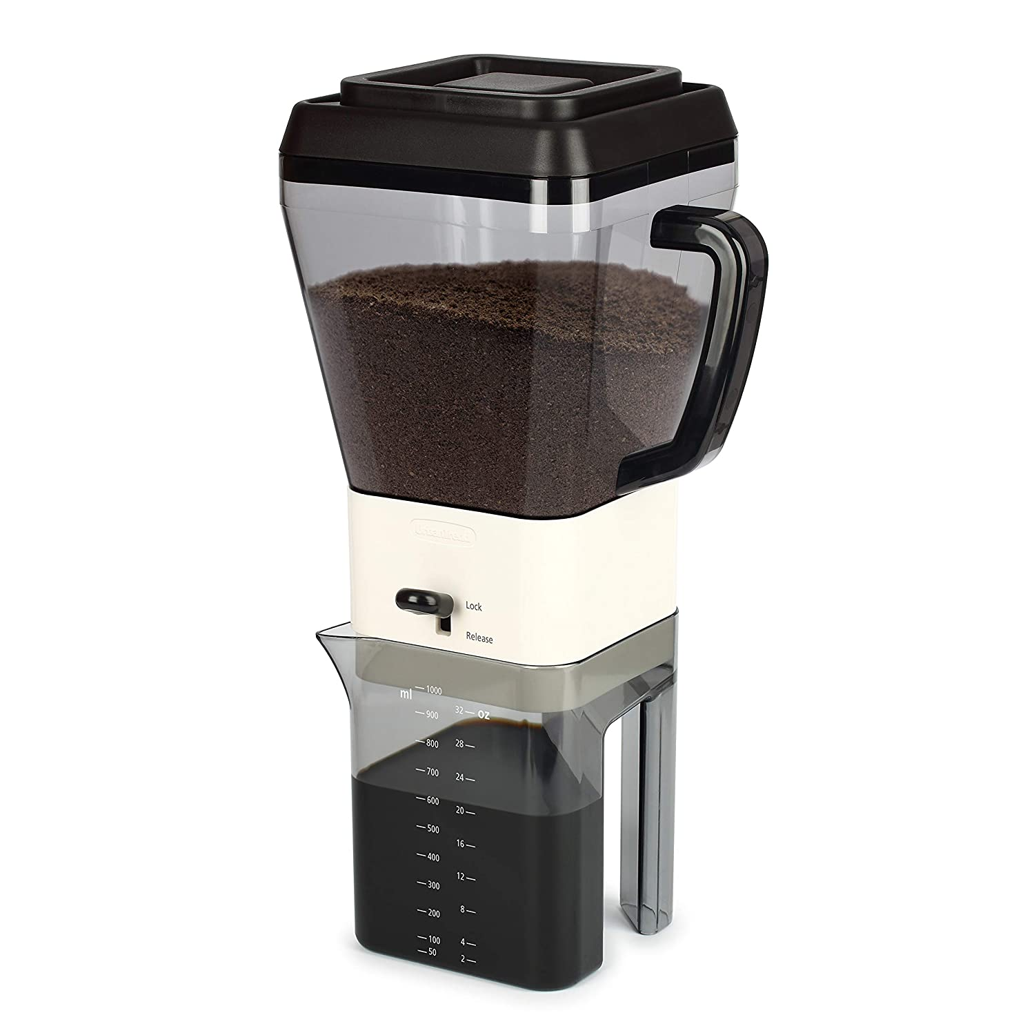 Urban Trend Caffeine Hub Cold Brew Coffee Tea Maker