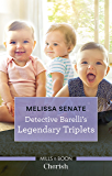 Detective Barelli's Legendary Triplets (The Wyoming Multiples Book 2)