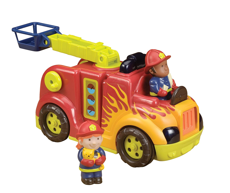 Rrroll Model Fire Flyer Toysmith 68639AM B