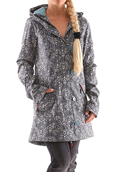 Blutsgeschwister Anorak Largo Wild Weater Dot and Love: Amazon.es: Ropa y accesorios