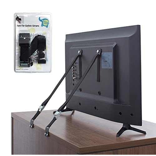 The Baby Lodge TV And Furniture Anti Tip Straps