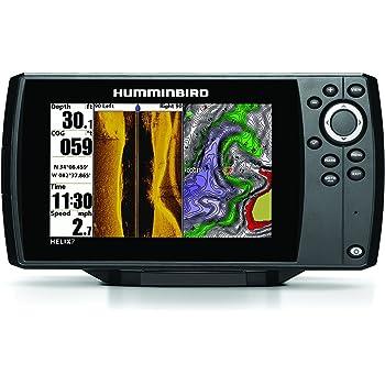 Amazon Com Humminbird 409850 1 Helix 7 Si Gps Fishfinder