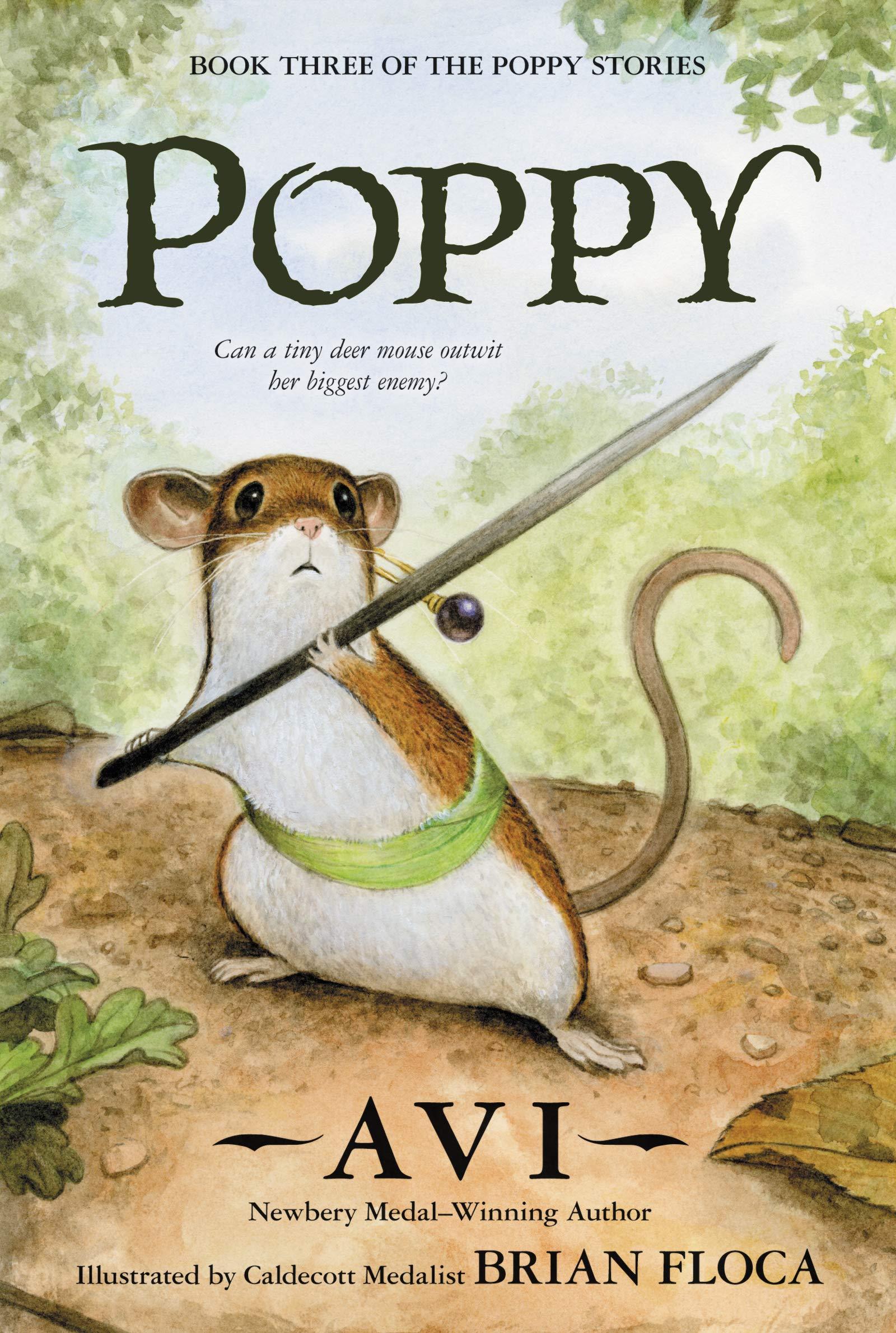 Poppy The Deer Mouse