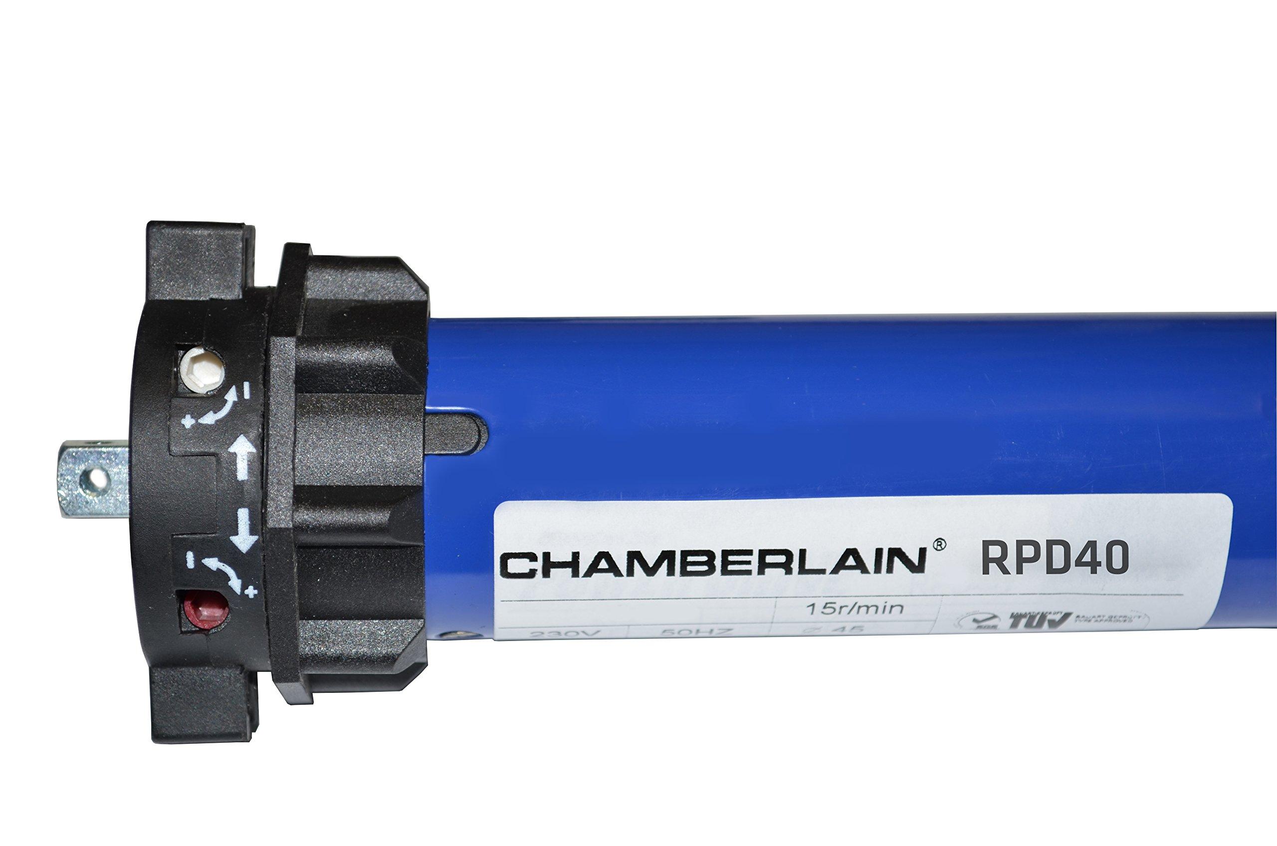 Chamberlain Shutter Motor 40Nm Qty 1RPD40-05 by Chamberlain