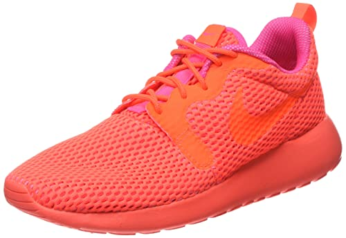 sports shoes 6c556 8eb88 Nike Donna W Roshe One Hyp Br Scarpe da Ginnastica Basse, Arancione (Total  Crimson