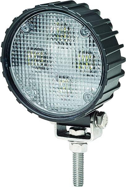 12V//24V Anbau stehend HELLA 1G0 357 000-011 Arbeitsscheinwerfer HELLA VALUEFIT f/ür Nahfeldausleuchtung LED