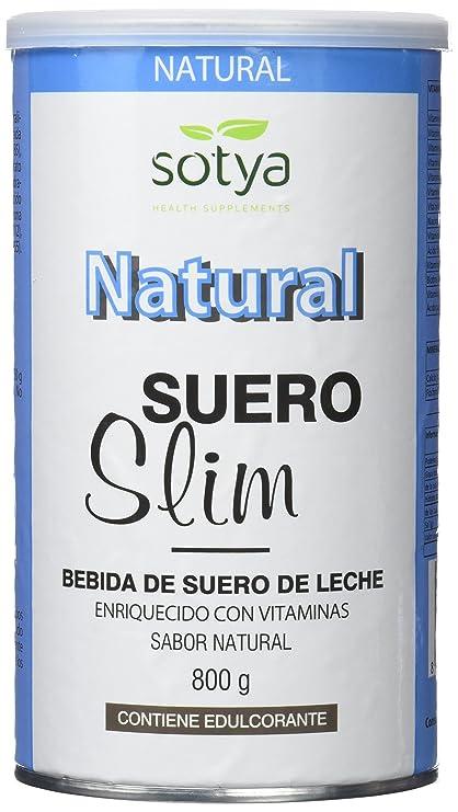 SOTYA - SOTYA Suero y Vit. Natural Bote 800 gr