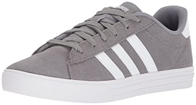 new style e7415 b6daa adidas Kids  Daily 2.0, Grey  White White, 1 M US Little