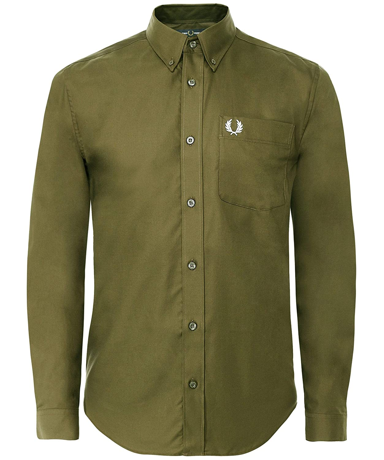 Fred Perry Oxford Shirt: Amazon.es: Ropa y accesorios