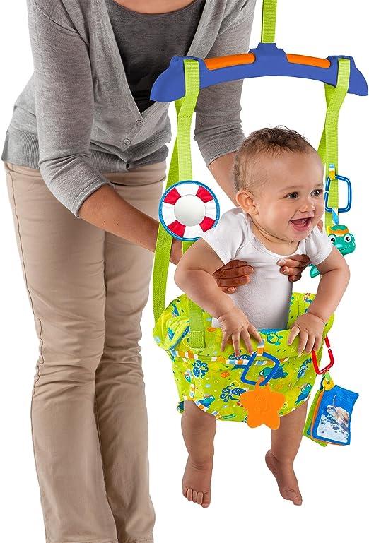Baby Einstein, Sea & Discover™ Saltador de Puerta: Amazon.es: Bebé