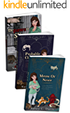 Vanessa Abbot Cat Cozy Mystery Box Set (Books 1-3)
