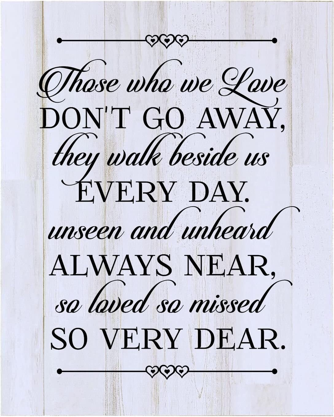 LifeSong Milestones Custom Engraved Personalized Wooden Wall Plaque Bereavement Keepsake in Remembrance Loss of Pet Dogs or Cats Condolence Funeral Gift 12x15 Those Who We Love