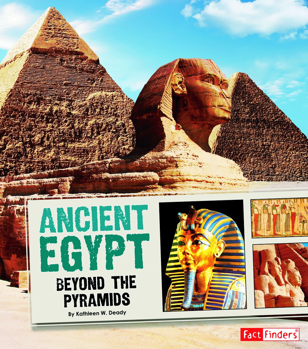 Download Ancient Egypt: Beyond the Pyramids (Great Civilizations) ebook