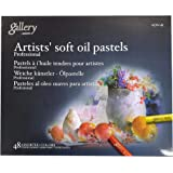 Mungyo Gallery Soft Oil Pastels Set of 48 - Assorted Colours