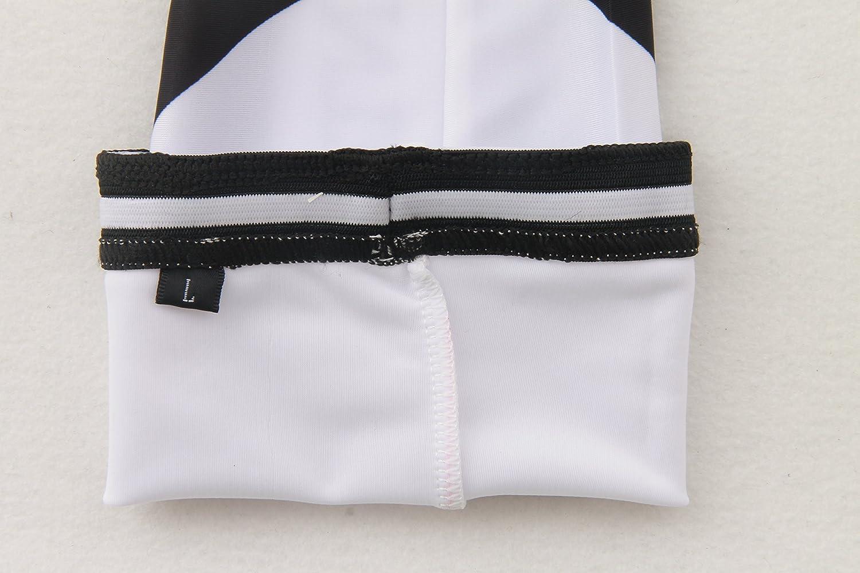 Aiqi Homme Femme antid/érapante de compression /à manches longues pour bras de protection Manchettes