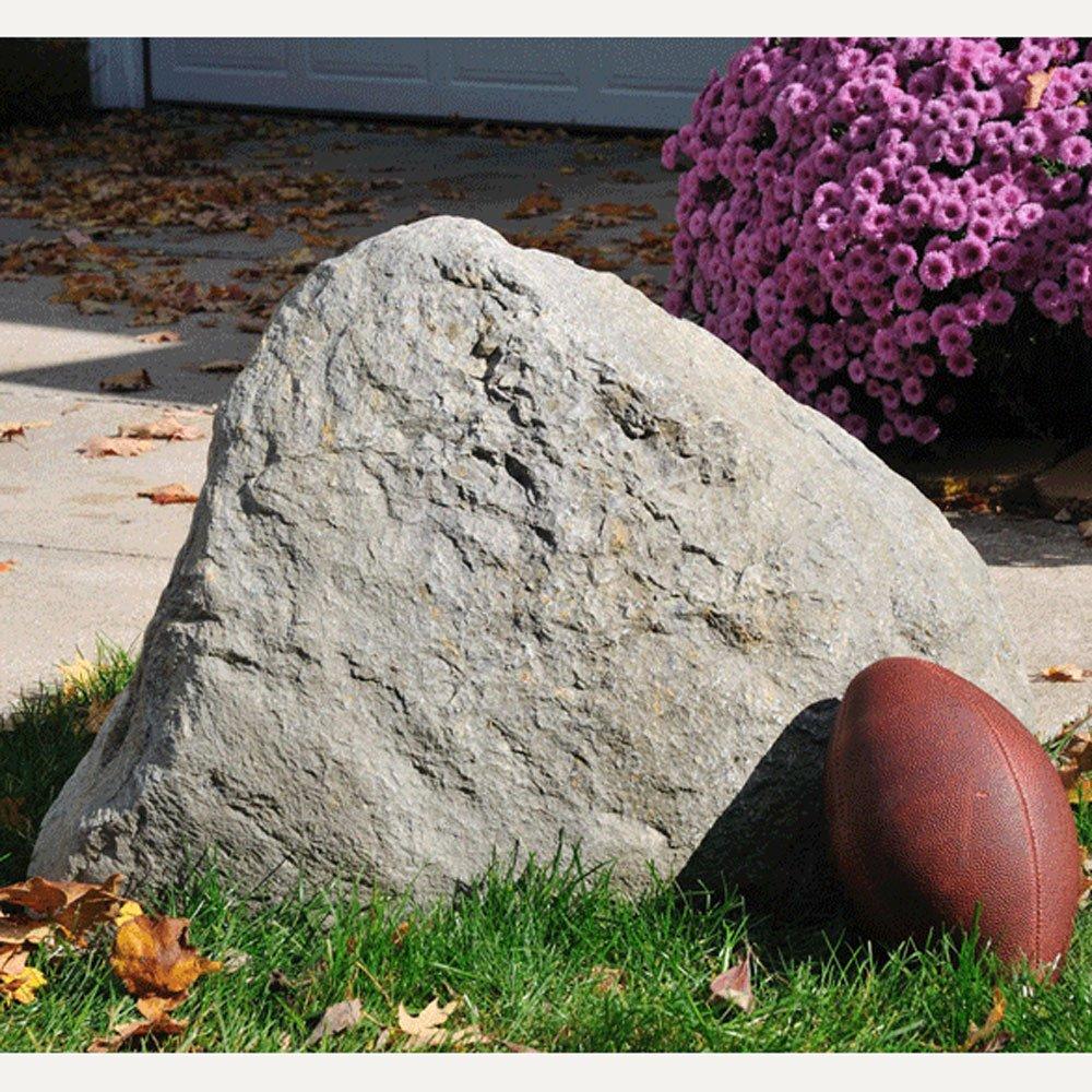 fake rocks for garden. Jumbo Faux Fieldstone Tan Hollow Landscape Rock: Amazon.ca: Patio, Lawn \u0026 Garden Fake Rocks For