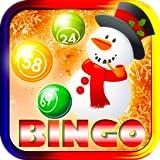 Snowman Elegance Fluffy Faces Bingo Free
