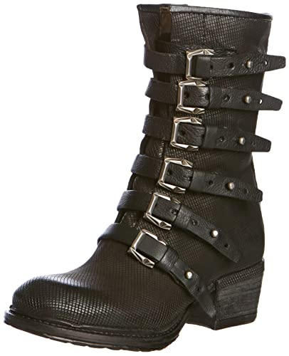 femme Noir Amazon Bottes AS 718202 Airstep 98 Nero EU Corn 38 aIXq4WwW1