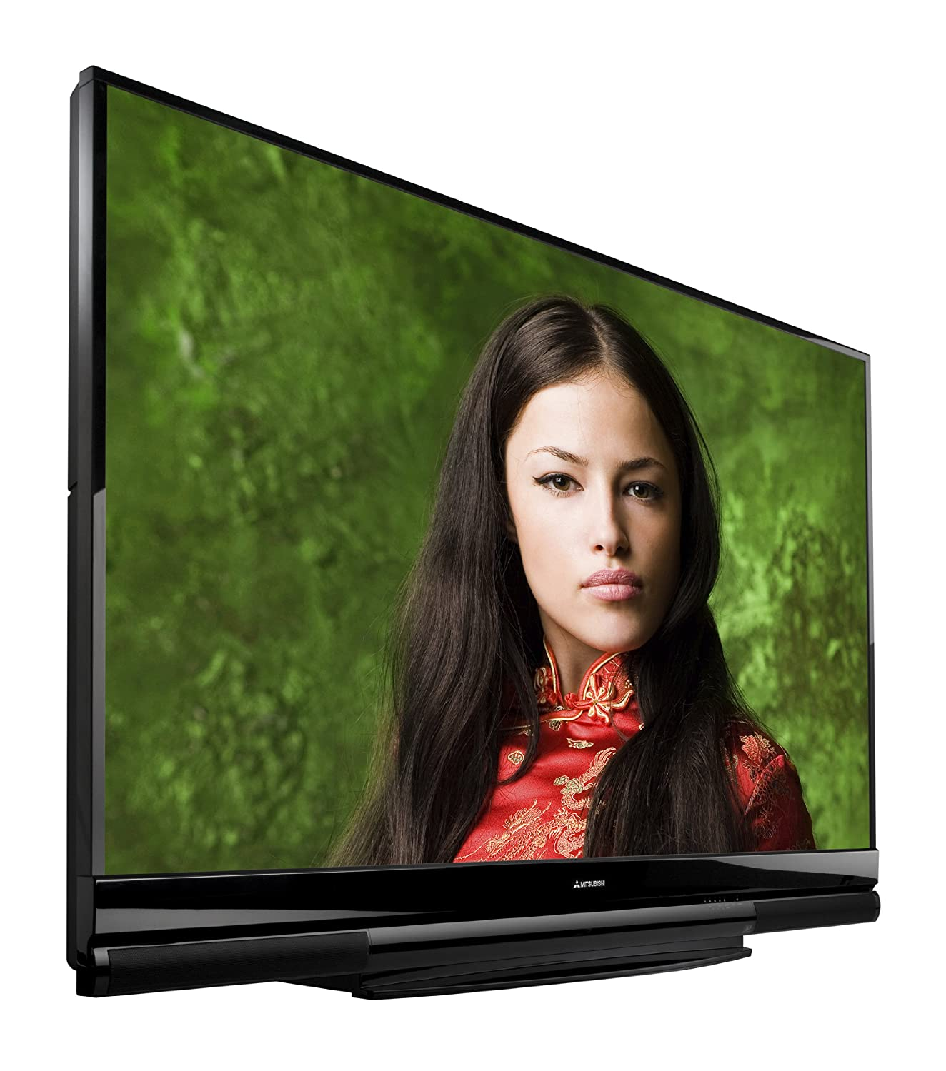 810z1v9vWwL._SL1500_ amazon com mitsubishi wd 73837 73 inch 1080p 120hz home theater  at cos-gaming.co