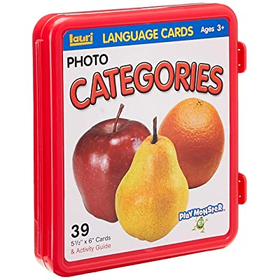 Lauri Photo Language Cards - Categories: Toys & Games