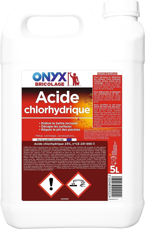 ARDEA Acide Chlorhydrique 20% 20 L