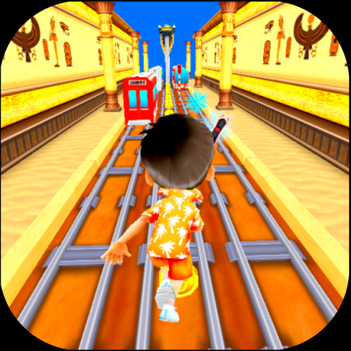 Subway Ride: 3D Subway Surf Run Dash Surfers (Amazing Coin)