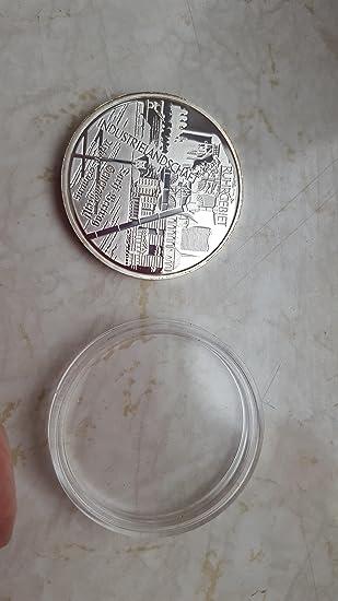 10 Euro Münze Ruhrgebiet 2003 Spiegelglanz Amazonde Spielzeug
