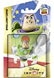 Disney - 016524 - Interactive Infinity Character Figurine Buzz L'Éclair Edition Limitée Exclusive Crystal