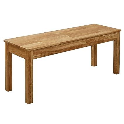 Table De Cuisine Bois.Banc Pour Table De Cuisine En Chene Tomas 100 X 35 X 45 Cm En Bois Massif