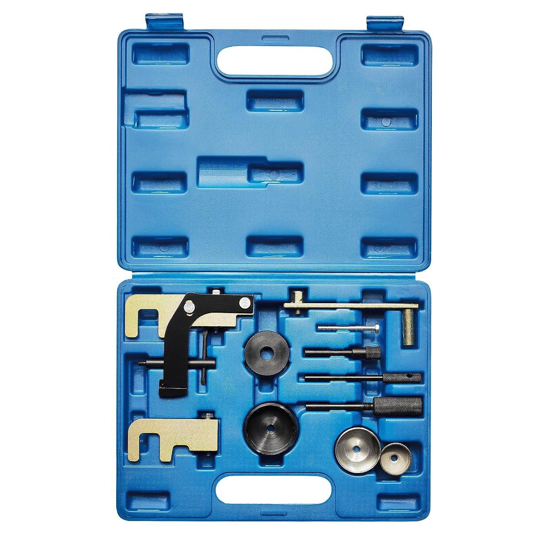 KRAFTPLUS® K.200-8110 Juego de calado de distribución para Renault, Opel, Nissan - 12 piezas: Amazon.es: Coche y moto
