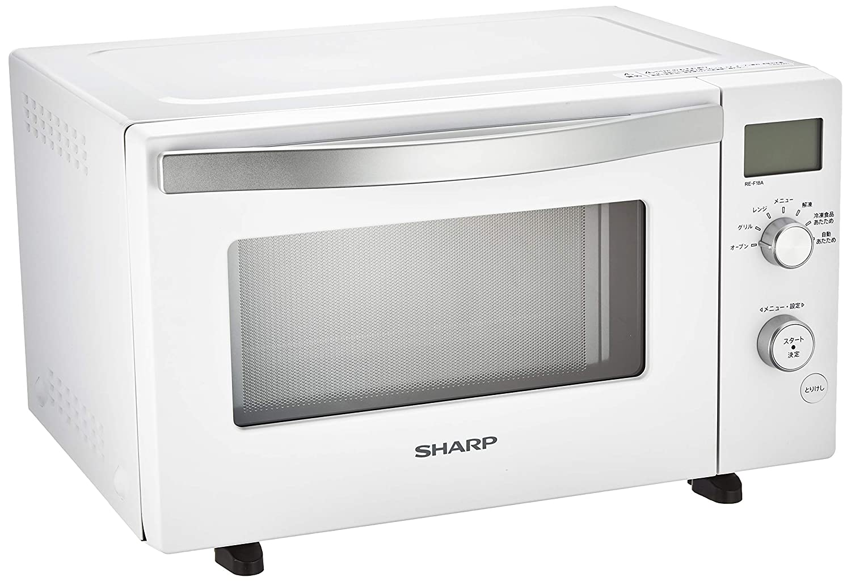 Amazon.com: Gama de horno de microondas SHARP (18L) RE-F18A ...