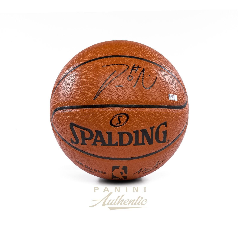 Autographed Damian Lillard Basketball - Replica Spalding ~Open Edition Item~ - Autographed Basketballs Sports Memorabilia