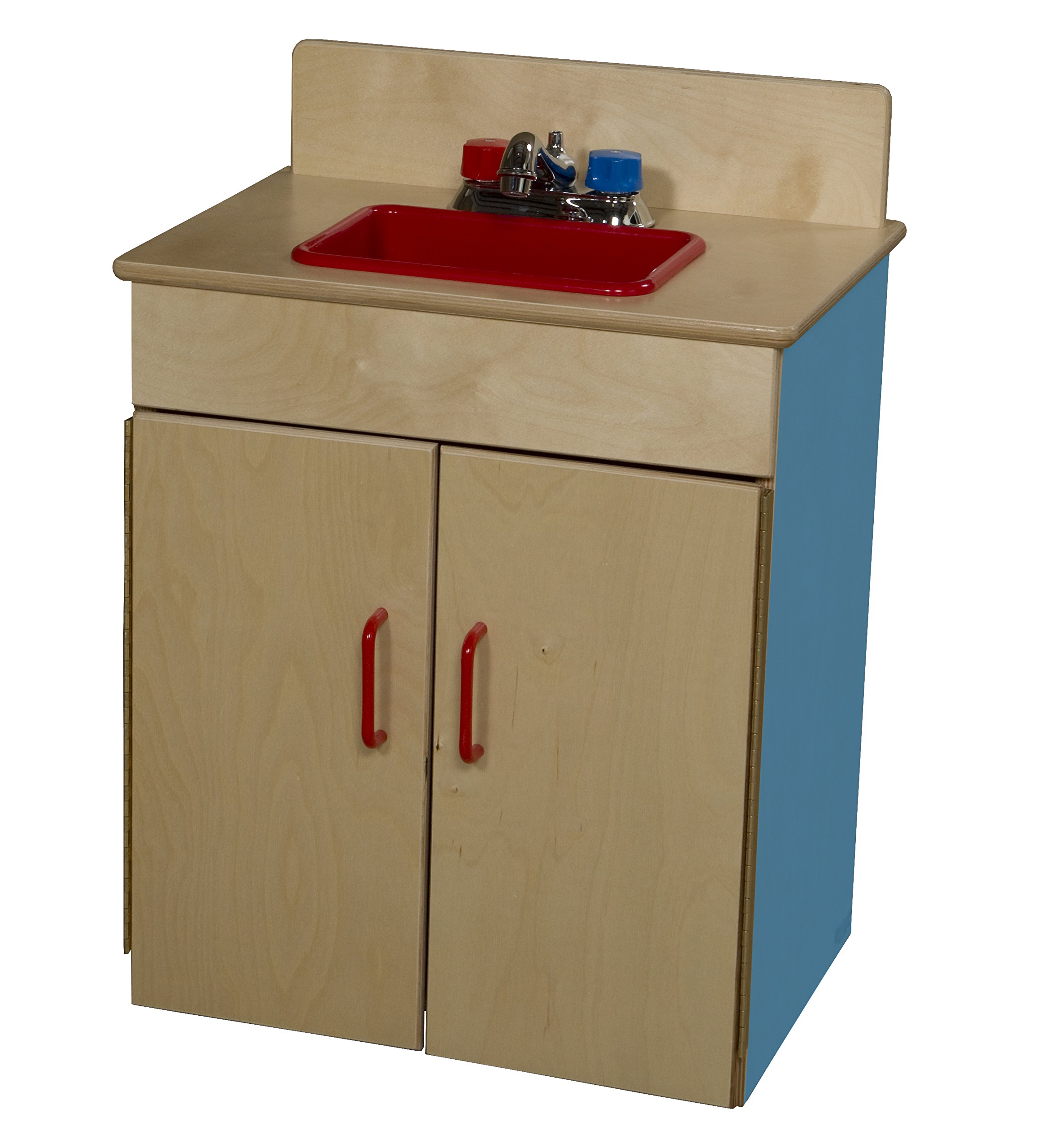 Healthy Kids Colors WD10200B Blueberry Sink