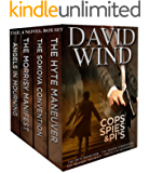 COPS SPIES & PI'S: The Four Novel Box Set