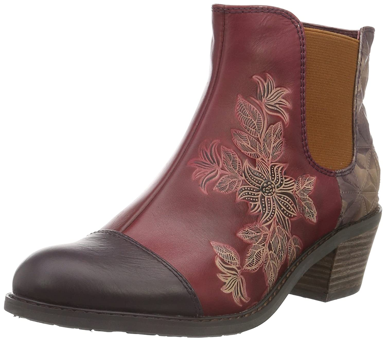 Laura Vita Damen Alessandra 05 Chelsea Boots: Amazon.de: Schuhe ...