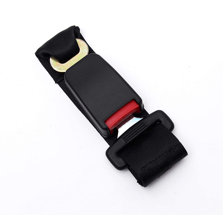 7//8 Metal Tongue 2 Pcs Belt Extension for Most Models