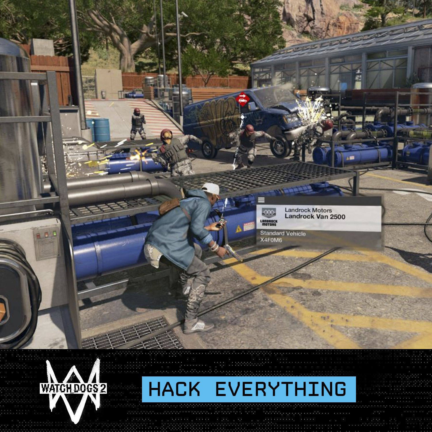 Watch Dogs 2: Deluxe Edition (Includes Extra Content) - PlayStation 4  Ubisoft