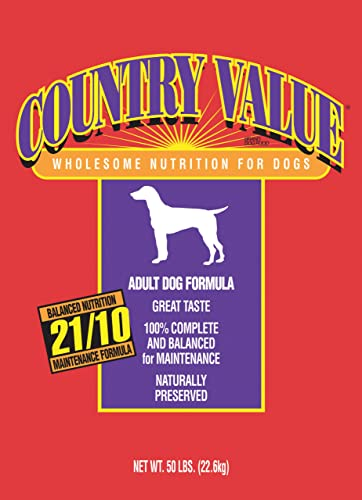 Country Value Dry Food For Adult Dog