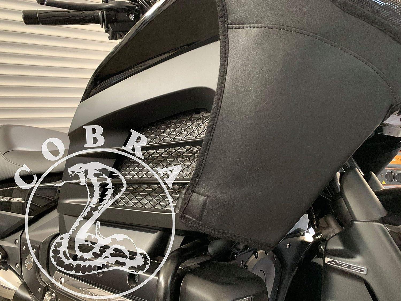 Cobra Auto Accessories Full Front MASK Bra Fits Honda Goldwing GL F6B 2012 2013 2014 2015 2016 2017