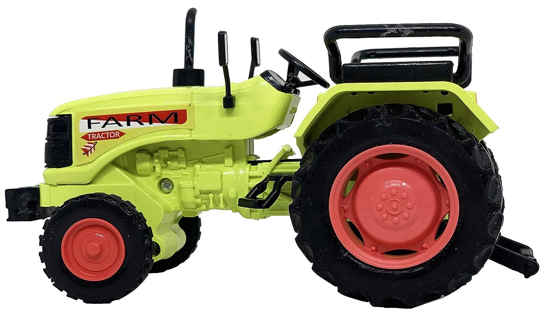 Jack Royal Mahindra Echier Farm Tractors Toy