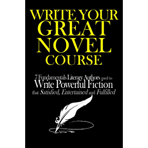 Write Your Great Novel Course