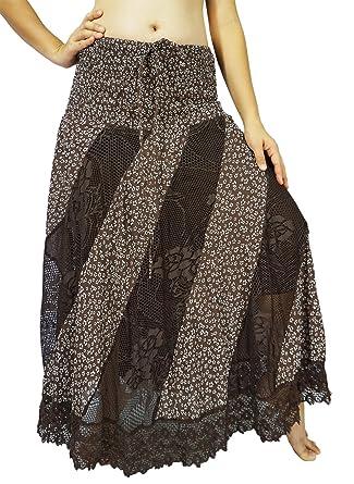 Lovely Creations Women S Fleur Embroidered Maxi Skirt Waist 24 42