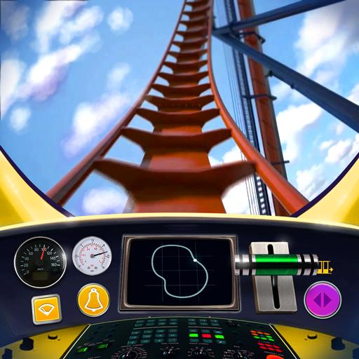 Tren de Montaña Rusa: Simulador de Manejo: Amazon.es: Appstore para Android