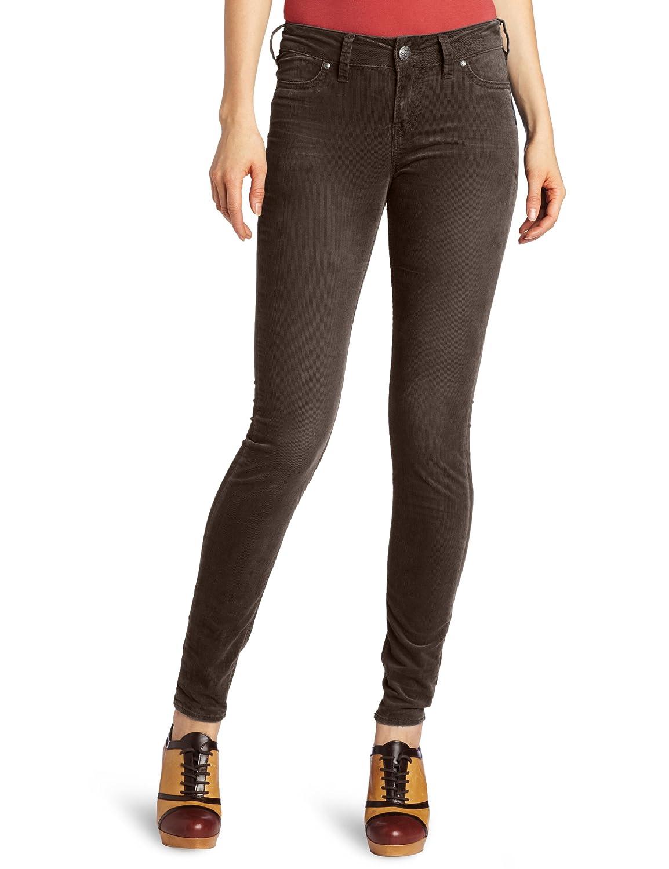 6d9f8a74404671 Amazon.com: Silver Jeans Co. Silver Jeans Women's Suki Corduroy ...